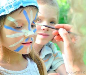 child-getting-face-painted