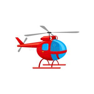 cute-toy-helicopter-vector-illustration-funny-cartoon-kids-clip-art-isolated-white-background-91601011