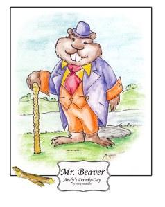 beaver print mock up3