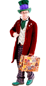 Hatter transparent