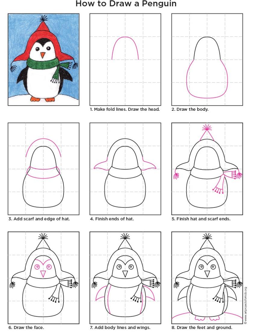penguin-diagram