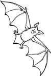 Bat-Coloring-Page