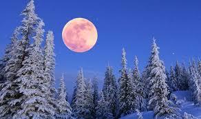 Snow moon 2